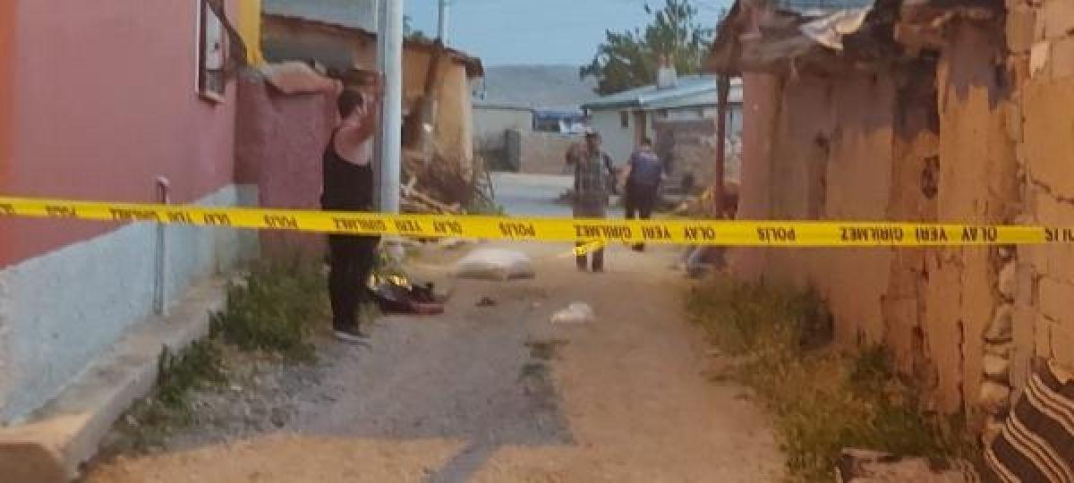 Suç makinesi, dini nikahlı eşini sokak ortasında tüfekle öldürdü -9