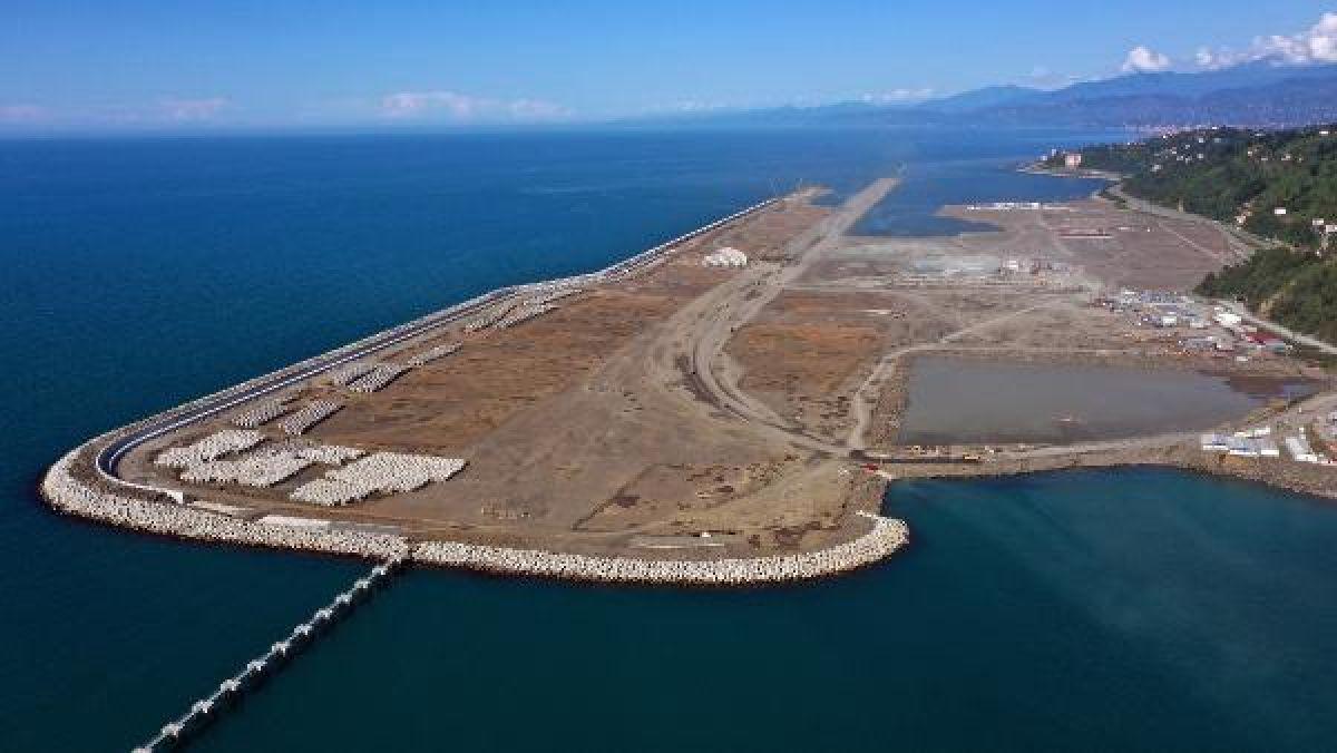 Rize Havalimanı yıl sonunda açılacak #4