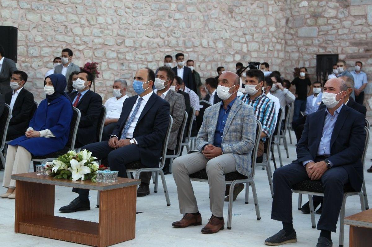 Konya, Selçuklu devletini başkenti # 6 olarak tebrik etti