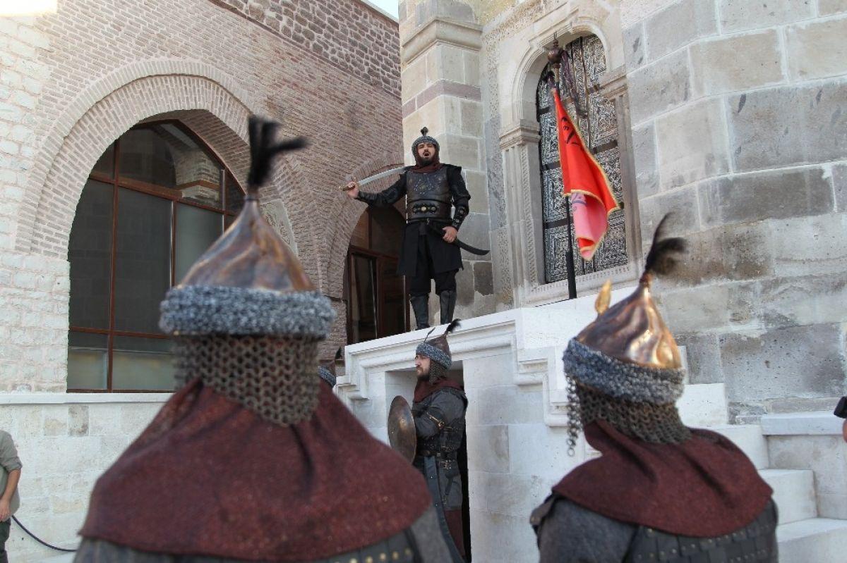 Konya Selçuklu Devletinin Başkenti 5'i Kutluyor