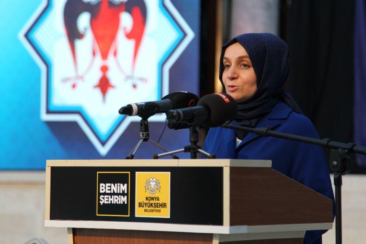 Konya, Selçuklu devletini başkent # 9 olarak tebrik etti