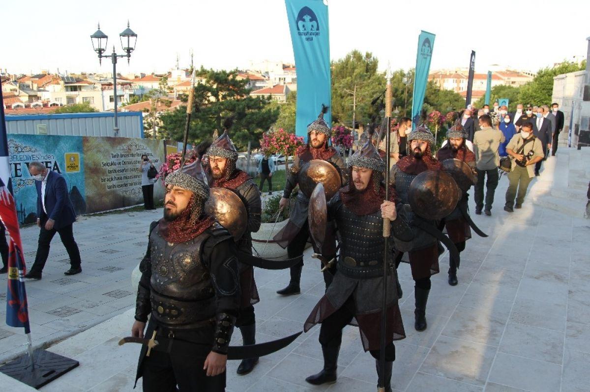 Konya Selçuklu Devletini Başkenti Kutladı # 3