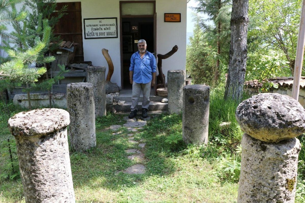 Çevre # 2'den kalıntıların toplandığı Karabük'te bir müze açıldı