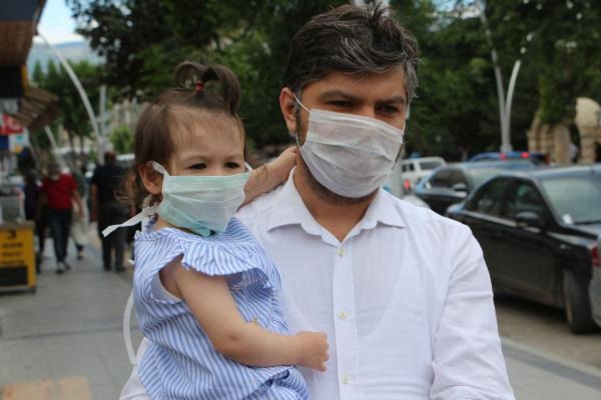 Tokat'ta cenazeye katılan 60 kişiye koronavirüs bulaştı #4