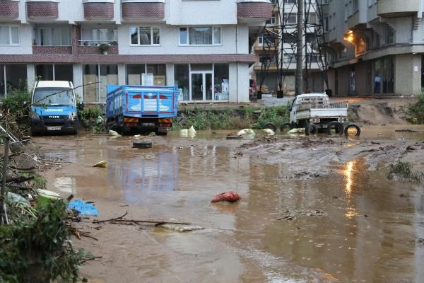 Rize'deki yağışlarda son 91 yılın rekoru kırıldı #20