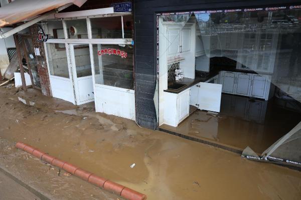 Rize'deki yağışlarda son 91 yılın rekoru kırıldı #16