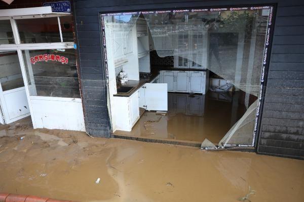 Rize'deki yağışlarda son 91 yılın rekoru kırıldı #15
