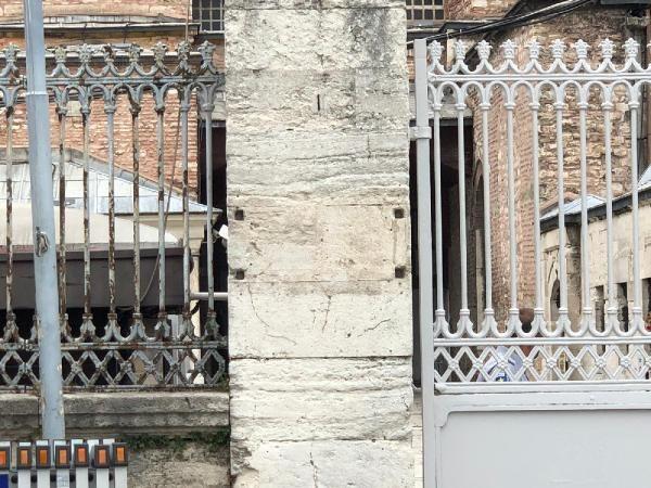 Ayasofya'da müze tabelası söküldü #2