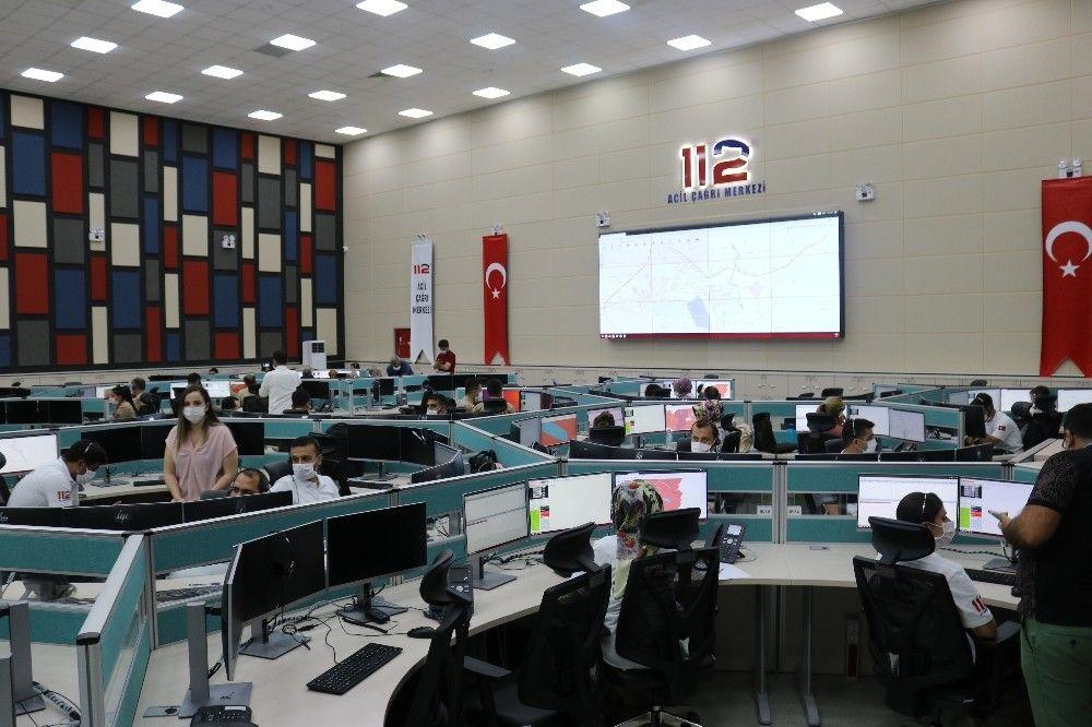 Diyarbakır'da tüm acil çağrılar '112' hattından yapılacak #3