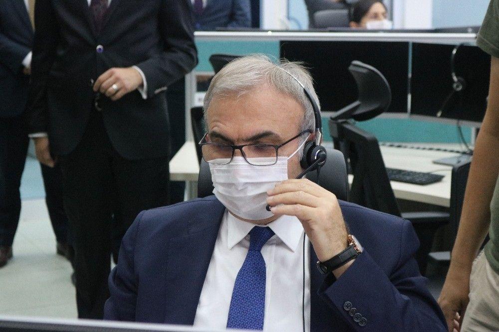 Diyarbakır'da tüm acil çağrılar '112' hattından yapılacak #5