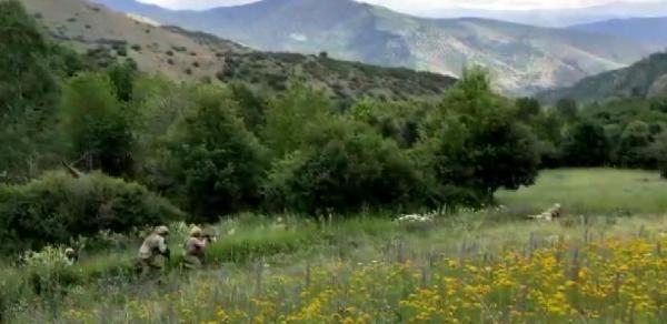 Erzurum'daki teröristlerin yakalanma hikayesi #1
