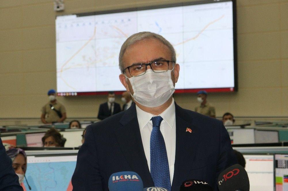 Diyarbakır'da tüm acil çağrılar '112' hattından yapılacak #7