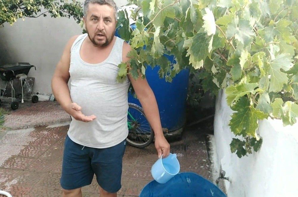 İzmirliler su kesintilerine isyan etti #2