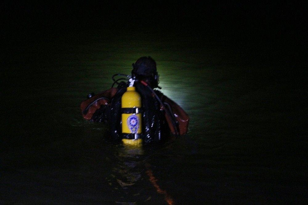 Manisa'da misinalara takılan itfaiyeci boğuldu #7