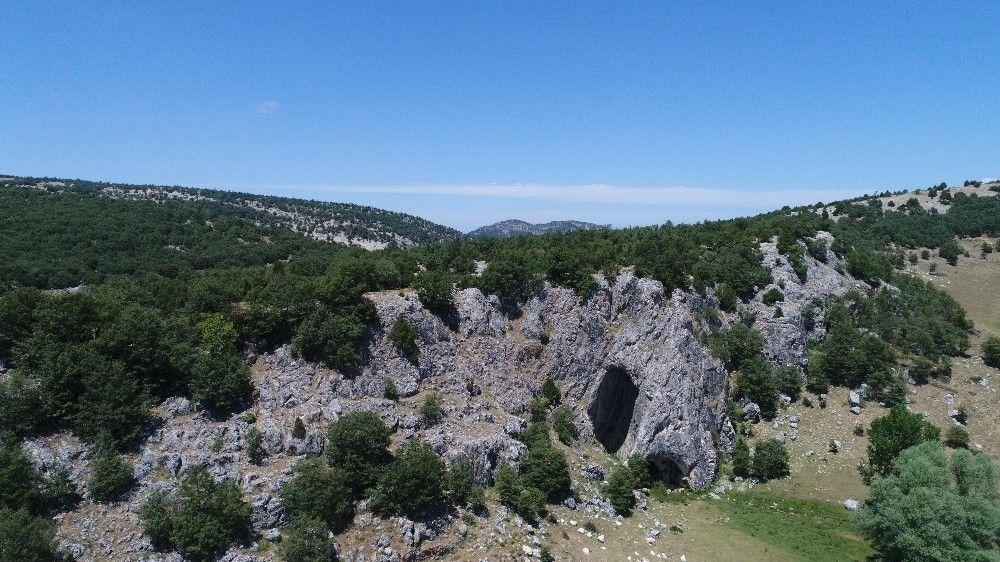 Eskişehir'den girilen mağaranın sonu Bolu'da bitiyor #2