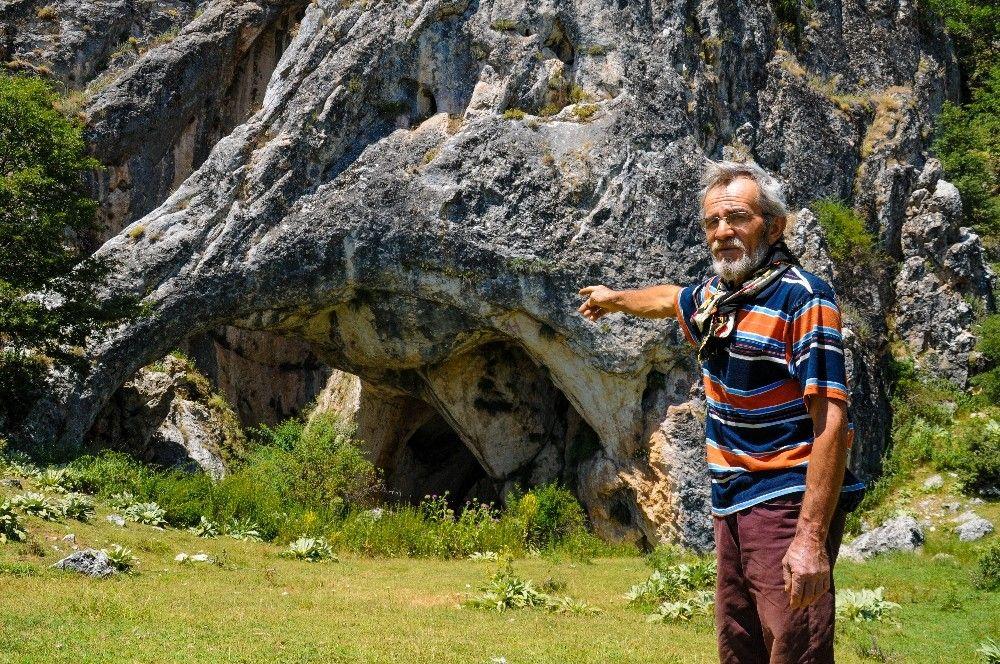 Eskişehir'den girilen mağaranın sonu Bolu'da bitiyor #8