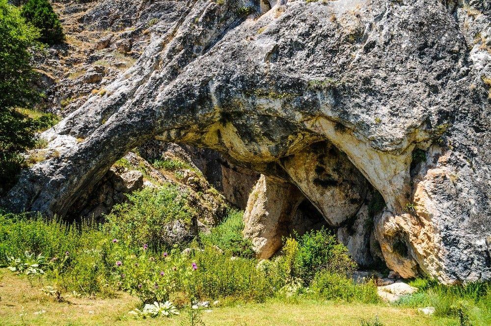 Eskişehir'den girilen mağaranın sonu Bolu'da bitiyor #6