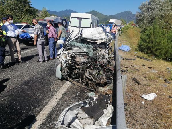 Karabük'te trafik kazası: 2 ölü #4