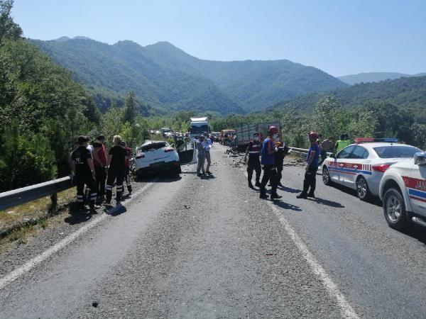 Karabük'te trafik kazası: 2 ölü #2