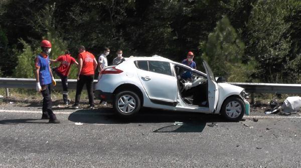 Karabük'te trafik kazası: 2 ölü #1