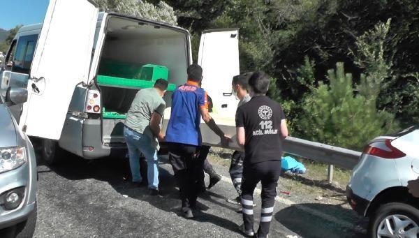 Karabük'te trafik kazası: 2 ölü #6