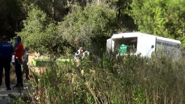 Antalya'da ağabeyin öldürdüğü kardeş aileye teslim edildi #3