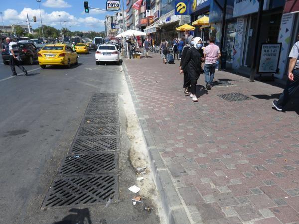 Kadıköy deki lağım kokusu esnafı çileden çıkardı  #2