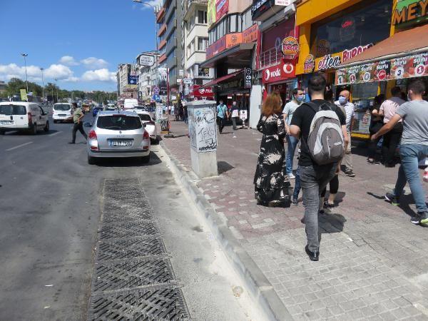 Kadıköy deki lağım kokusu esnafı çileden çıkardı  #4