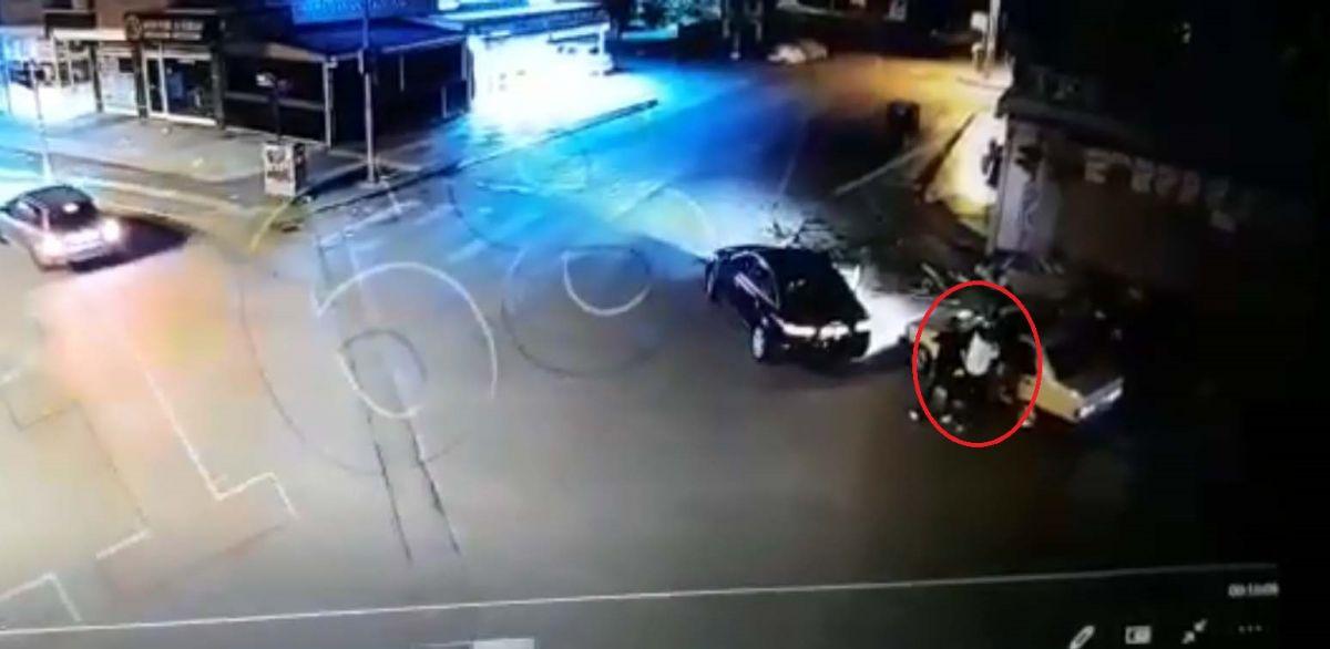 Ankara da, Eren in bıçakla öldürüldüğü yol verme kavgası kameralara yansıdı #1