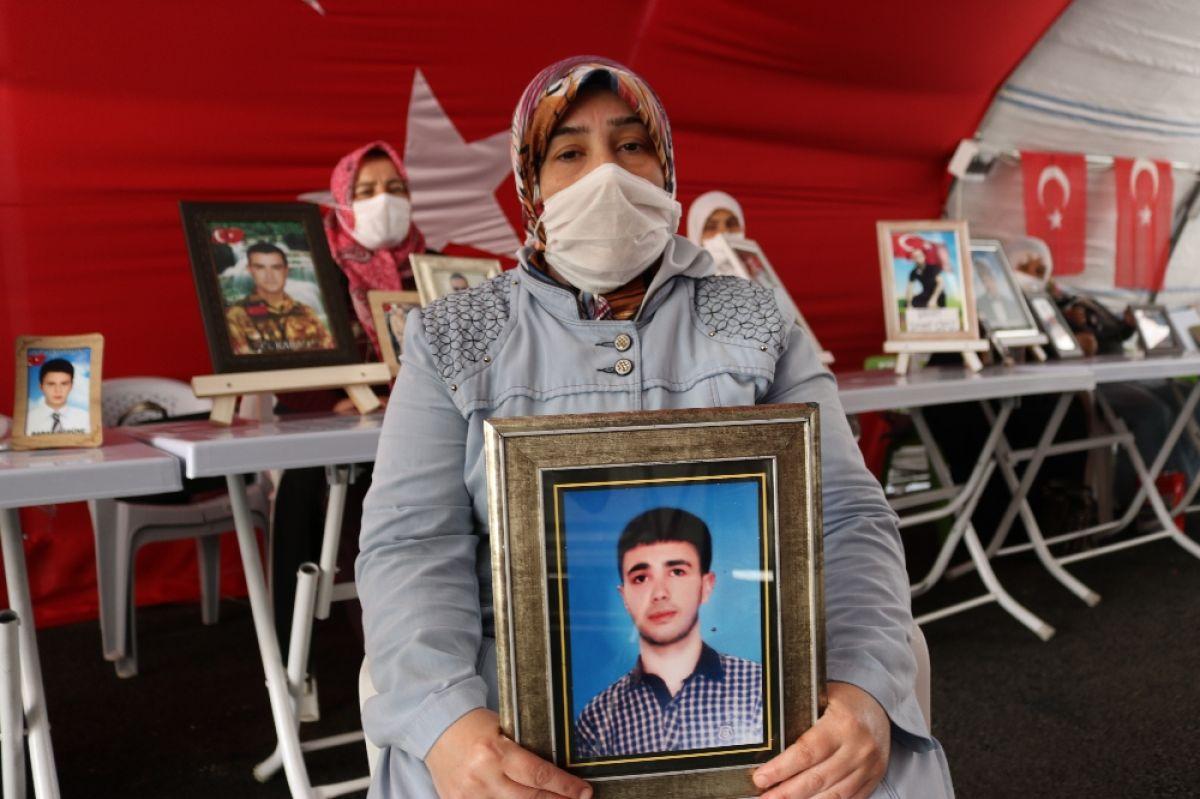 HDP tarafından evladı dağa kaçırılan anne, oğlunun hayalini söyledi #2