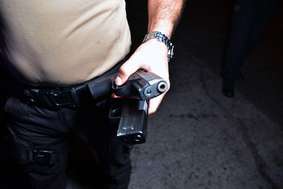 Adana da 2 silahla yakalanan kişi: Koruma amaçlı taşıyorum #3
