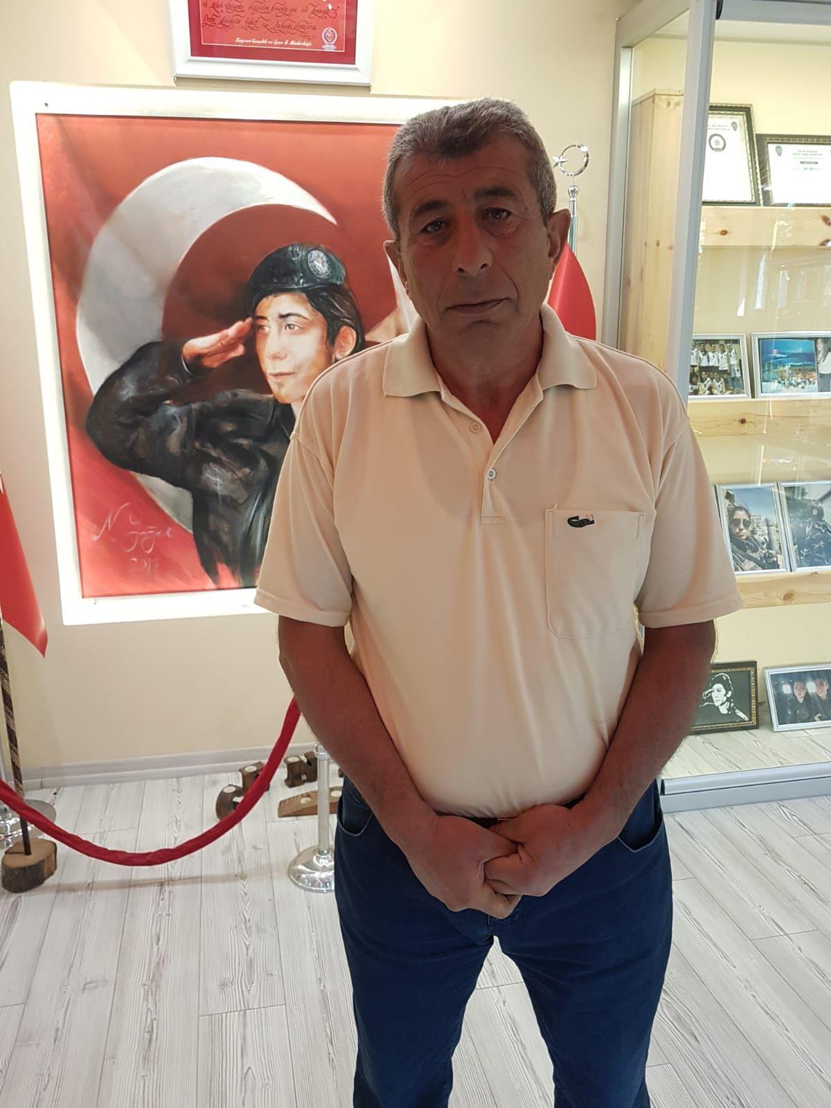 CHP liler şehit Cennet Yiğit in babasına dava açtı #2