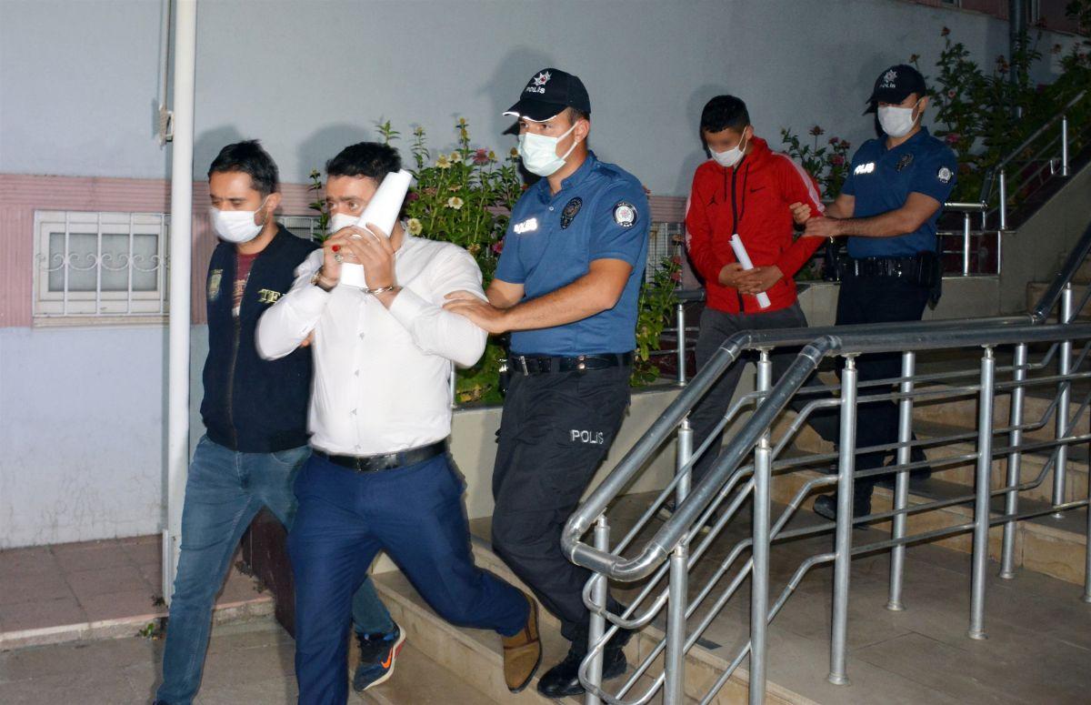 Tokat ta hırsızlık yapan şüpheliler, aynı eve ikinci kez gaspa gelince yakalandı #5