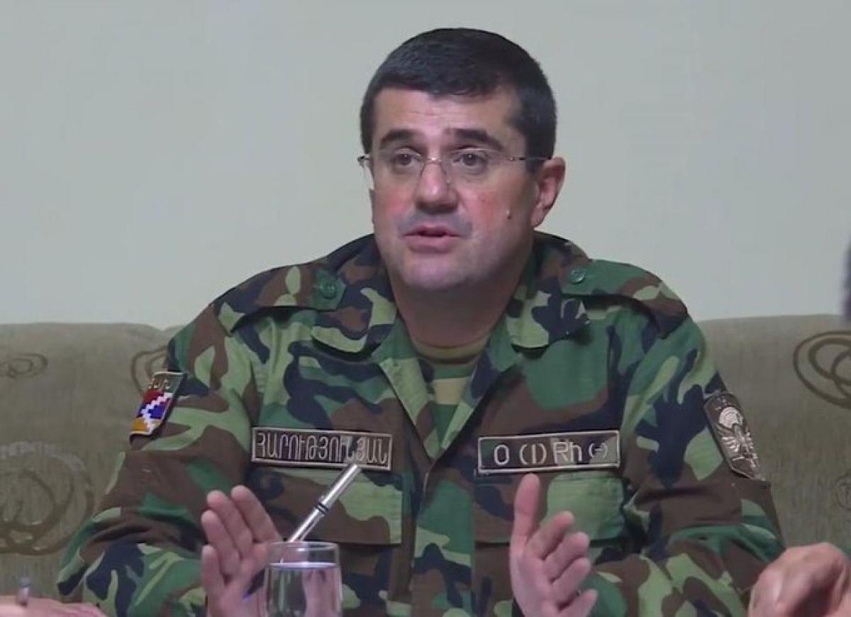 Ermenistan işgalindeki Karabağ ın sözde lideri: Her yeri kaybettik #1