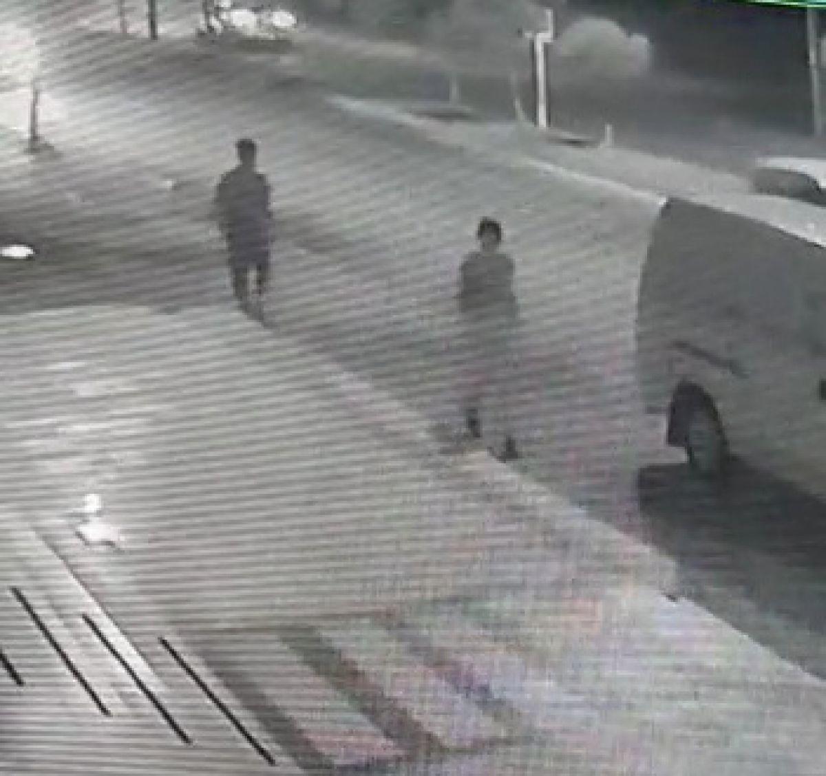 Adana da genç kızı takip edip taciz eden şahıs yakalandı #2