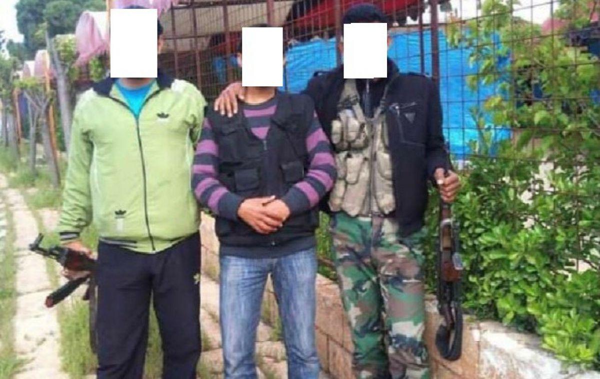 Ankara'da keşif yaparken yakalanan 2 DEAŞ'lı tutuklandı #4