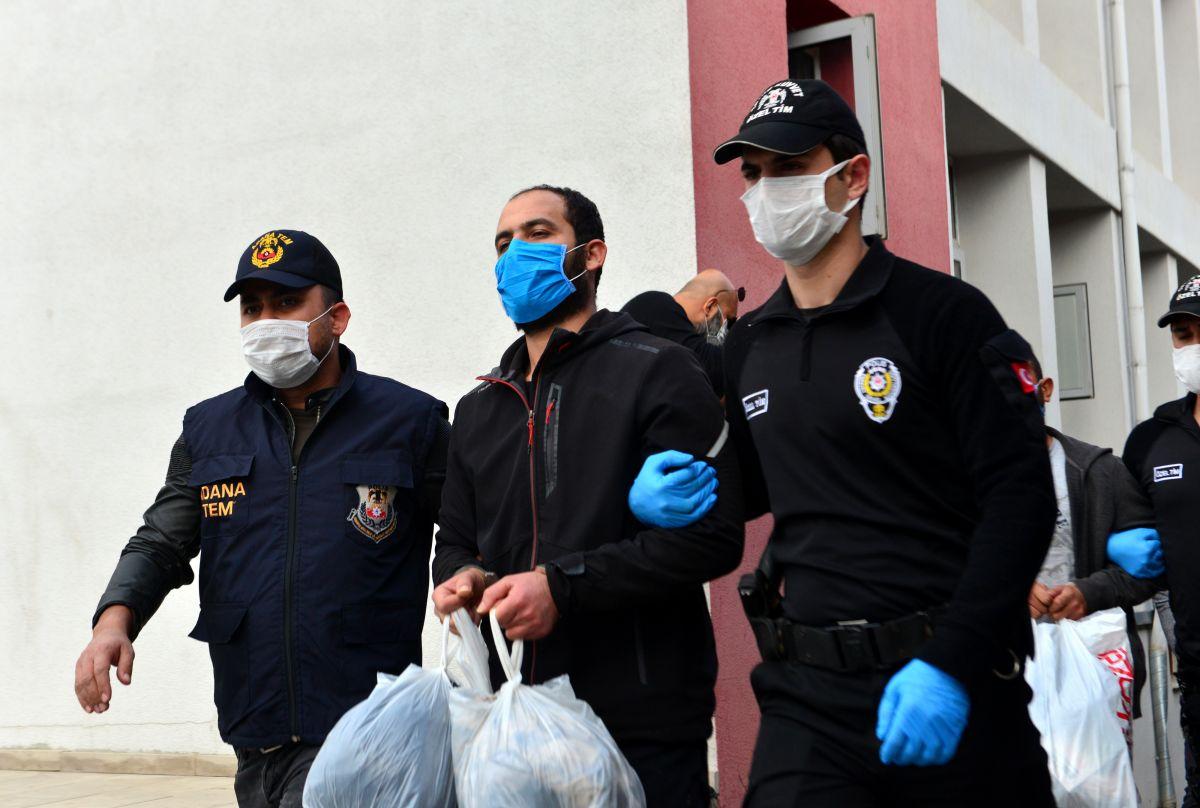 Adana da eylem planı yapan DEAŞ'lılar, İncirlik Hava Üssü nü hedef aldı #5