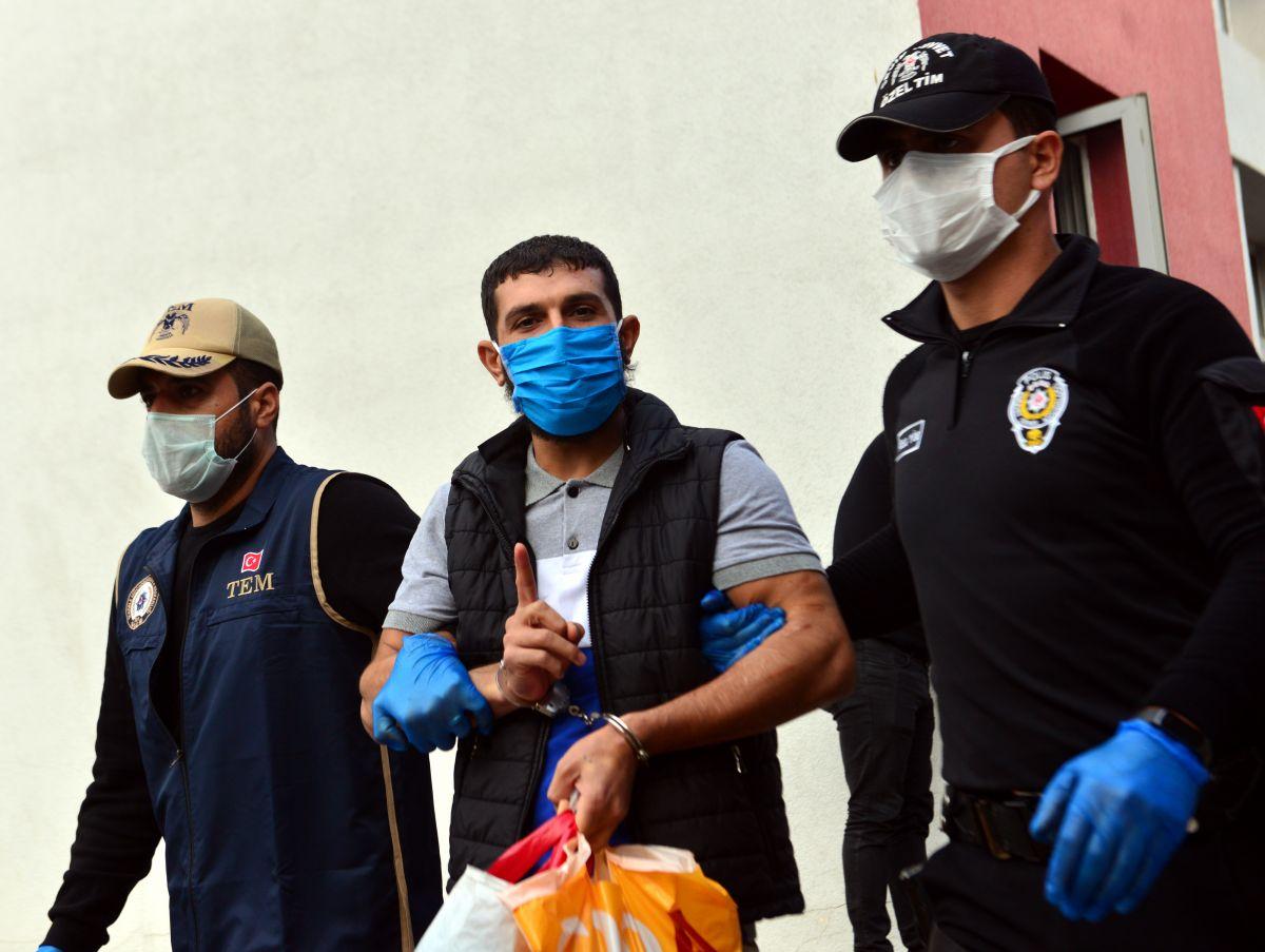 Adana da eylem planı yapan DEAŞ'lılar, İncirlik Hava Üssü nü hedef aldı #4