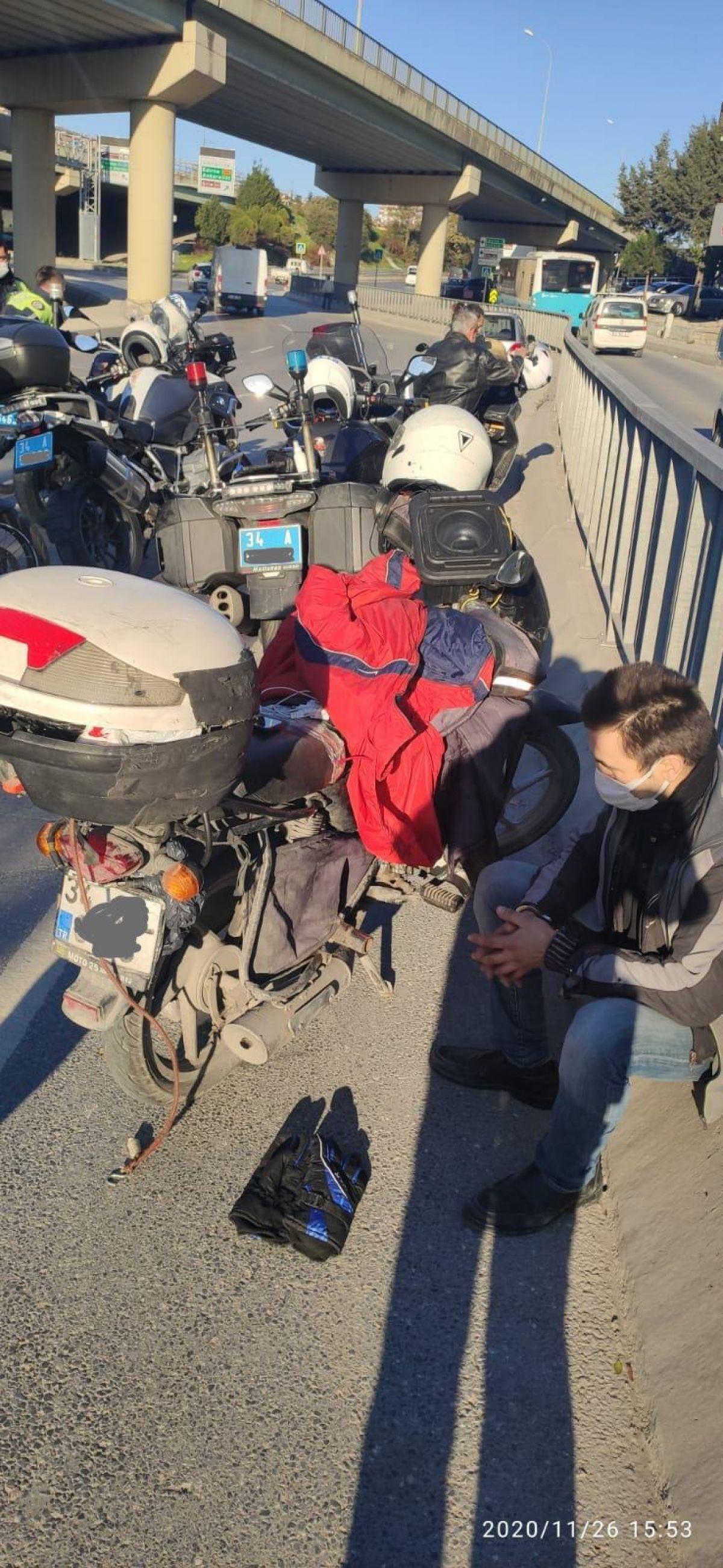 İstanbul daki motosikletli sapık yakalandı #2