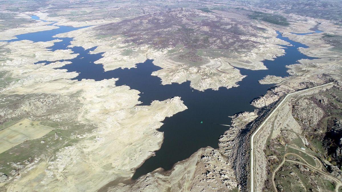 Edirne de kuraklık nedeniyle 36 su kesintisi yaşanacak #2