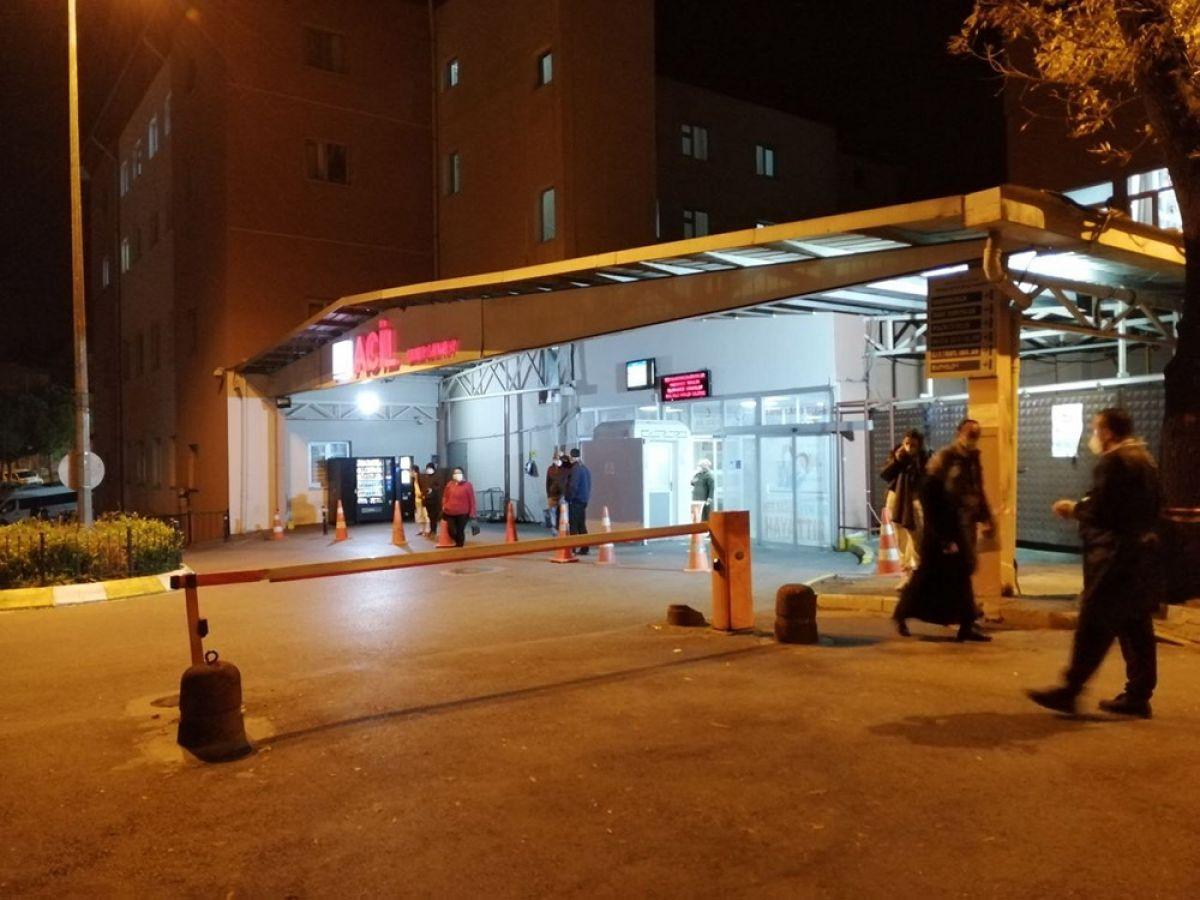 İstanbul da yemekten zehirlenen 200 işçi hastaneye kaldırıldı #1