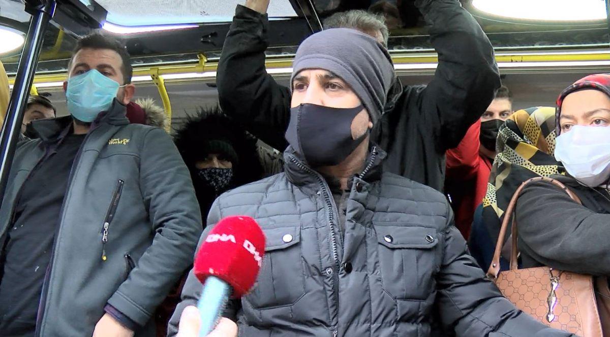 Esenyurt ta fazla yolcu alan minibüslere ceza kesildi #2