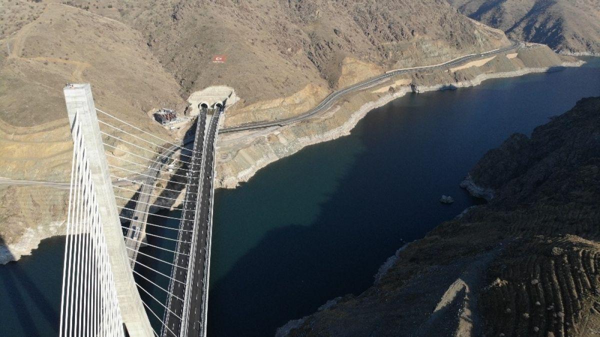 Kömürhan Köprüsü hizmete açıldı #1