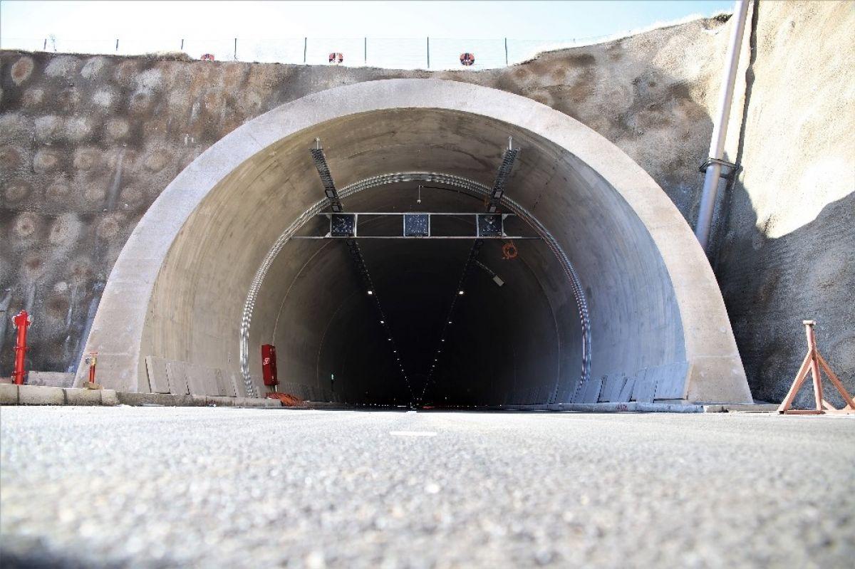 Kömürhan Köprüsü hizmete açıldı #5