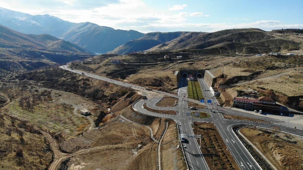 Kömürhan Köprüsü hizmete açıldı #3