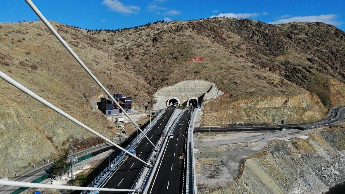 Kömürhan Köprüsü hizmete açıldı #6