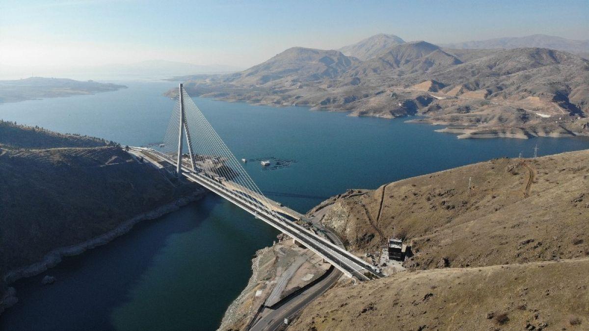Kömürhan Köprüsü hizmete açıldı #2
