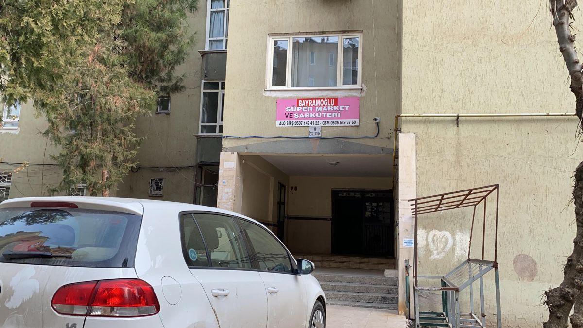 Diyarbakır da kuma getiren kocasını bıçakladı #1