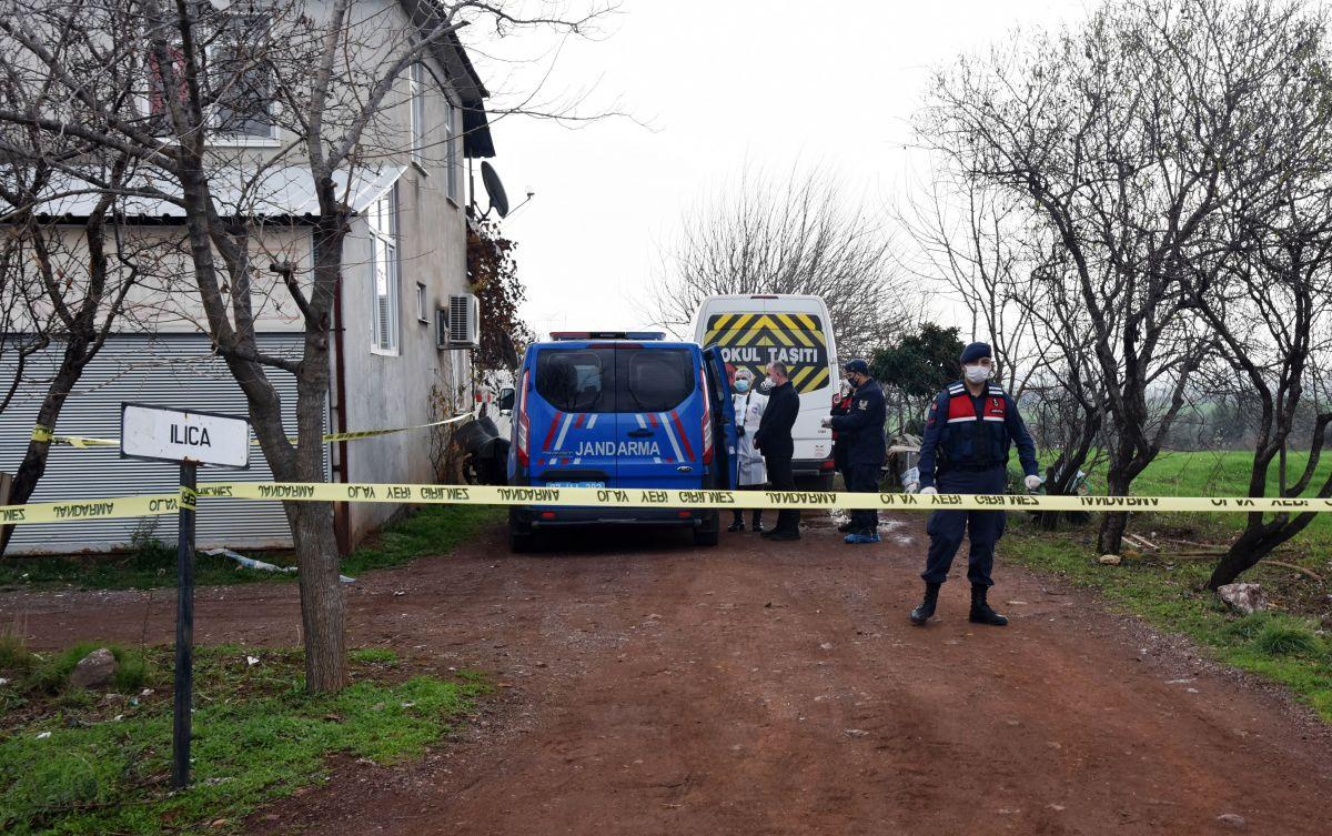 Antalya'da kelepçeli koca şiddeti cinayetle bitti