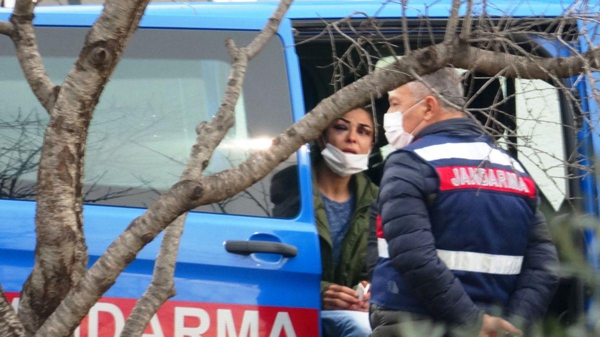 Antalya da kelepçeli koca şiddeti cinayetle bitti #2